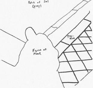 Figure 10. Exemple n° 3 - Singe.