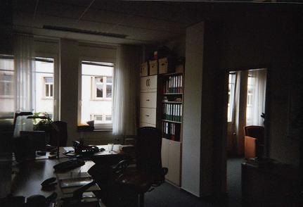 Quelques bureaux du département de consultation de l'IGPP