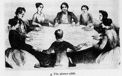 Séance de table tournante