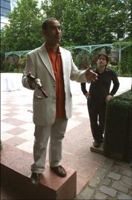 Mario Varvoglis au congrès PA-2010